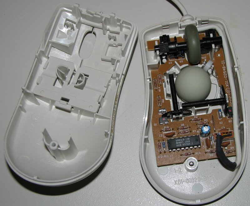Драйвер Mouse Basic Optical Mouse 1.0A