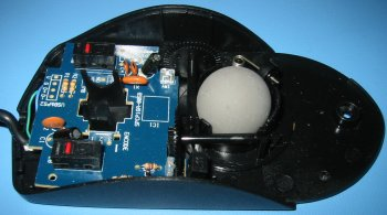 Happ Trackball to USB using ms009s mouse